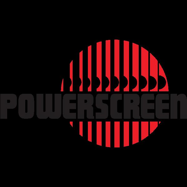 logo powerscreen png